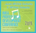 Indiana IMEA 2019 All-State Orchestra & Junior All-State Orchestra CD/DVD 1-19-19