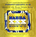 NABBA Championships 2012 Bend in the River Brass Band