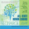 2018 Mississippi MMEA & ACDA Honor Choirs 3-24-2018 MMEA Elementary All-State Honor Choir & Jr. High All State Women's & SATB Honor Choirs CD/DVD