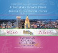 ACDA Eastern Division Conference 2012 Elementary Honor Choir & Junior High Honor Choir CD-DVD Set