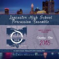 Ohio Music Education Association OMEA 2018 Lancaster High School Percussion Ensemble CD