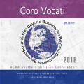 ACDA Southern Division 2018 Coro Vocati CD