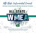 Washington WMEA 2019 All State Concert Band, Symphony Orchestra 2-17-19 MP3