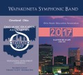 Ohio Music Education Association OMEA 2017 Wapakoneta High School Symphonic Band Feb. 2-4, 2017 MP3