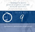 Ohio OMEA District 9 Middle School and High School Honor Choirs   11-17-2018 MP3