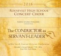 ACDA North Central Division Conference 2016 Roosevelt High School Concert Choir