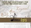 Oregon OMEA Conference 2015 All State H.S. Women's Choir & All State H.S. Men's Choir