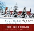 CMEA Connecticut Southern Region High School 2017 Orchestra & Band 1-14-2017 CD and DVD