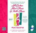 NAfME 2017 All-Eastern Mixed Choir and Treble Voice Choir 4-8-2017 CD/DVD
