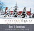 CMEA Connecticut Western Region High School 2017 Orchestra & Band 1-14-2017 CD and DVD