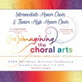 ACDA Northwest Division 2018 Intermediate & Jr. High Honor Choirs CD/DVD