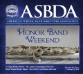 ASBDA Honor Band Concert 02-20-2016 CD