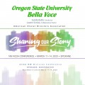 ACDA Northwestern 2020 Oregon State University Bella Voce CD
