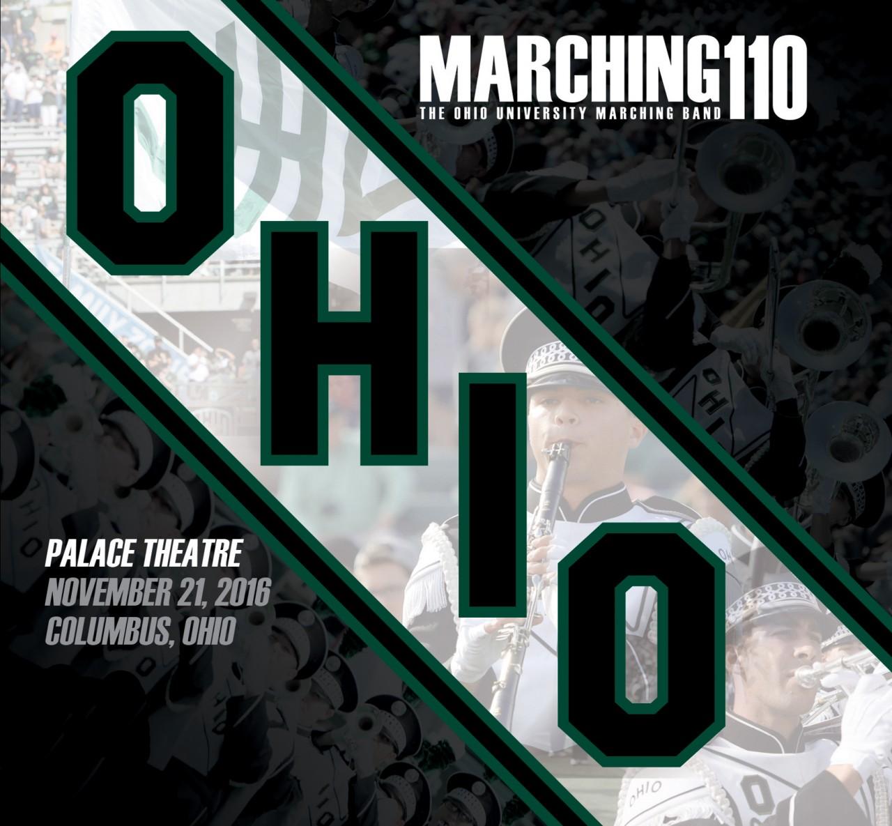 Ohio University Marching 110 Band CD 11-21-2016 - Soundwaves
