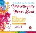 Indiana IMEA 2018 Intercollegiate Band Jan. 11-13, 2018 CD