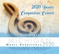 Michigan MMEA 2020 Honors Composition Concert CD