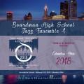 Ohio Music Education Association OMEA 2018 Boardman High School Jazz Ensemble 1 CD