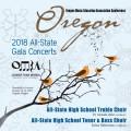 Oregon Music Educators Association 2018 OMEA All-State High School Mixed Choir Jan. 12-14, 2018 CD/DVD