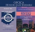 Ohio Music Education Association OMEA 2017 Ohio Private Colleges Instrumental Conductors Association (OPCICA) Honors Jazz Feb. 2-4, 2017 CD