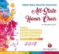 Indiana IMEA 2018 All State Honor Choir Jan. 11-13, 2018 CD/DVD