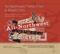 MENC All-Northwest Treble Choir and Mixed Choir 2011 CD-DVD Set