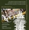 NCCO 2013 Fullerton College Chamber Singers, University of Kentucky Men's Chorus, & Kennesaw State University Chamber Choir