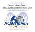 ACDA 2019 National - Children's / Middle School Honor Choir MP3