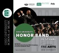 Ohio University Honor Bands 12-7-2019  CD