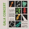 Michigan Youth Arts Festival MYAF 2018 Instrumental Showcase 5-12-2018 CD