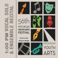 Michigan Youth Arts Festival MYAF 2018 Vocal Solo & Ensemble Afternoon Recital 1:00 -3:30pm 5-11-2018 MP3