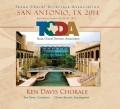 TCDA Texas 2014 Ken Davis Chorale