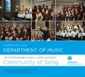 Gordon College - Community of Song CD 11-6-2016