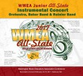 2017 NAfME Northwest-WMEA Conference Feb. 17-19, 2017 WMEA Jr. All-State Instrumental Concert: Baker Band, Rainier Band, Orchestra CD/DVD