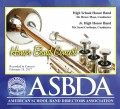 ASBDA Honor Band Concert 2-18-2017 CD
