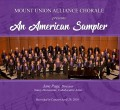 Mount Union Alliance Chorale 4/29/2018 CD