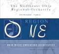 Ohio OMEA Northeast Regional Orchestra 11-11-2018 CD