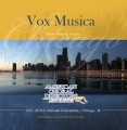 ACDA National 2011 Vox Musica CD