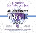 NAfME Northwest 2019 All-Northwest Jazz Band & Jazz Choir 2-17-19 CD