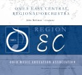 Ohio OMEA East Central Regional Orchestra 11-18-2018 CD