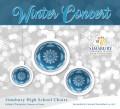 Simsbury High School Choir Holiday Concert 12-14-2017 CD