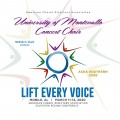 ACDA Southern 2020 University of Montevallo Concert Choir MP3