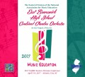 NAfME 2017 Eastern East Brunswick High School Combined Chamber Orchestra 4-8-2017 CD