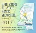2017 Mississippi ACDA High School All-State Honor Showchoir 3-25-2017 CD/DVD
