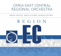 Ohio OMEA East Central Regional Orchestra 11-24-2019 CD