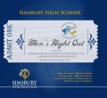 Simsbury High School Choir Men's Night Out 11-2-2015 CD