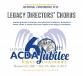 ACDA 2019 National - Director's Chorus MP3