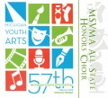 Michigan Youth Arts Festival MYAF 2019 MSVMA Honors Choir  5-11-2019 CD and DVD