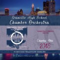 Ohio Music Education Association OMEA 2018 Granville High School Chamber Orchestra CD