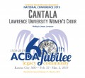 ACDA 2019 National - Lawrence University Women's Choir MP3