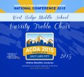 2015 ACDA National Conference West Ridge Middle School Varsity Treble Choir